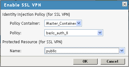 ssl vpn